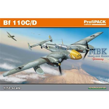 Bf 110C/D ~ Profi Pack