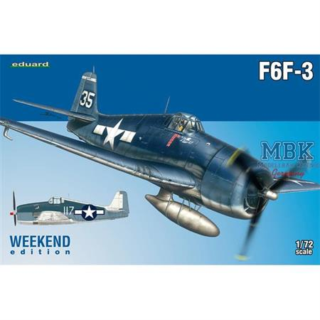F6F-3     -Weekend Edition-