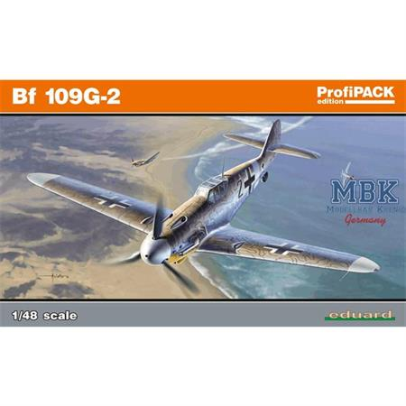 Bf109G-2   -Profi Pack-