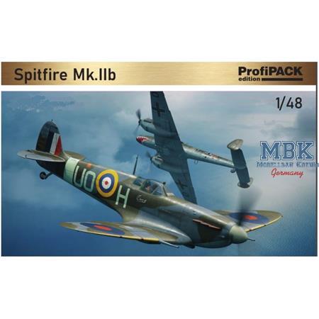 SPITFIRE MK.IIB 1/48  -Profi Pack-