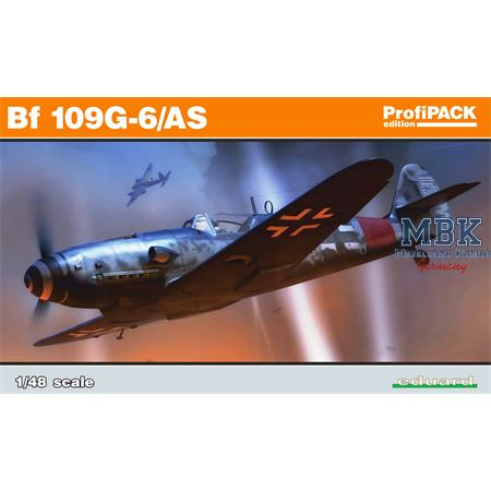 Messerschmitt Bf 109G-6 / AS     1:48