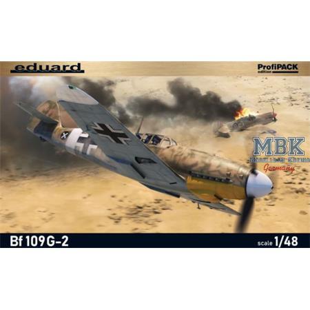 Messerschmitt Bf-109G-2   1:48