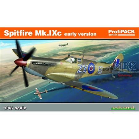Spitfire Mk.IXc early version
