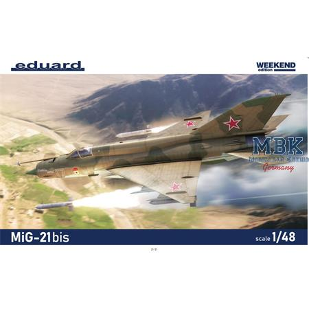 MiG-21Bis  - Weekend Edition