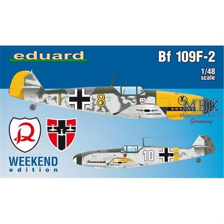 Bf 109F2  -Weekend Edition-