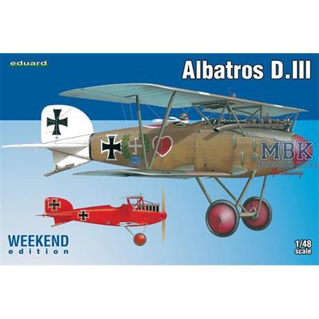 Albatros D.III - Weekend Edition -