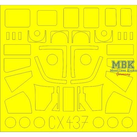 Sea King HC.4    Masking-tape