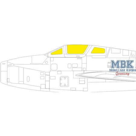 F-84F   Masking tape