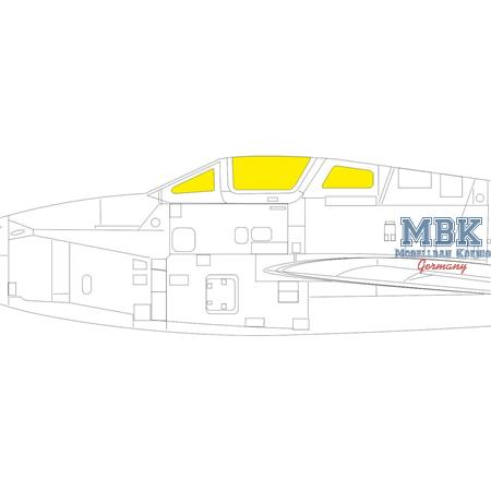 F-84F TFACE  Masking tape