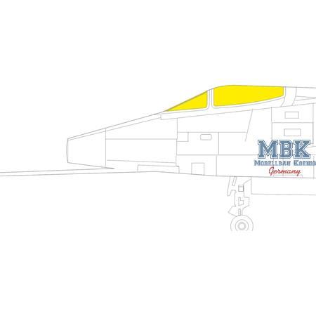 F-100C 1/32 Masking Tape