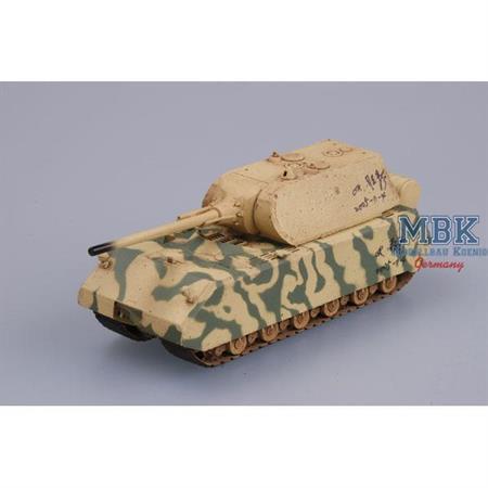 German Maus (War used camouflage)