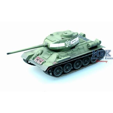 T-34/85 RUSSAN ARMY GREEN