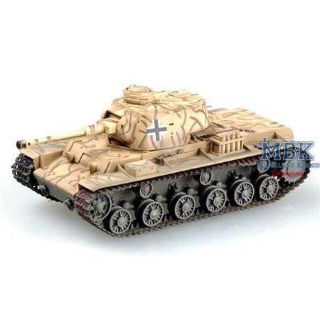 KV-1 Pz Kpfw 756(r) - German 22nd Armored Division