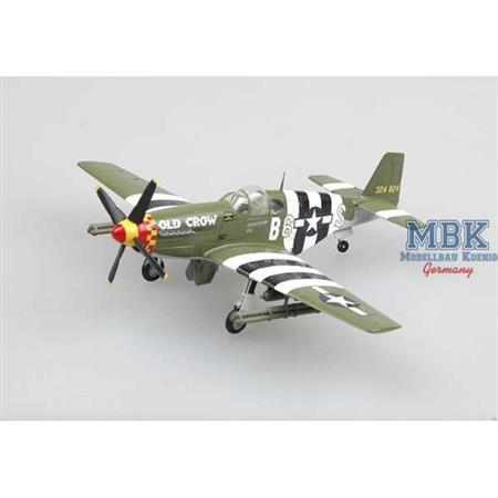 """P-51B Captain Clarence """"Bud"""" Anderson"""