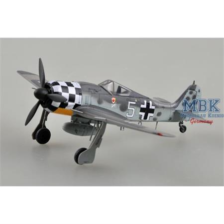 "FW190A-6,""white 5"" I./JG1,July 1943"
