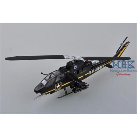 """AH-1F,""""Sky Soldiers""""aerial display team"""