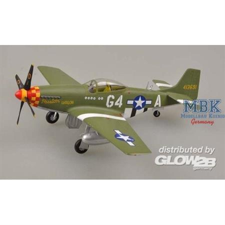 P-51D 362FS Arval J. Roberson 1944