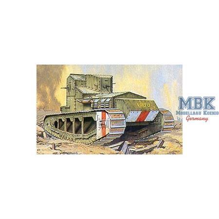 Mk. A Whippet WWI Medium Tank