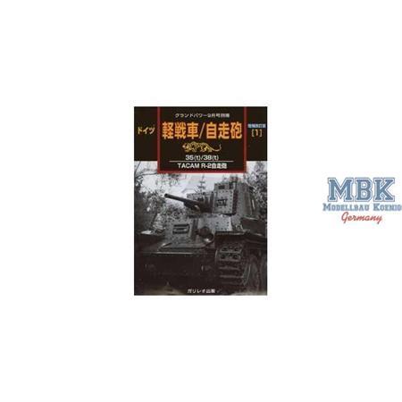 Groundpower Special (09/2007) Light Tanks 35(t)/38