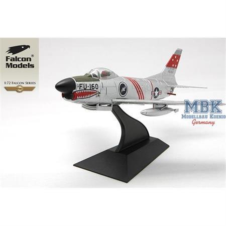 F-86D 75th Fighter Interceptor Squadron 1953