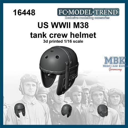 M38 tank crew helmet