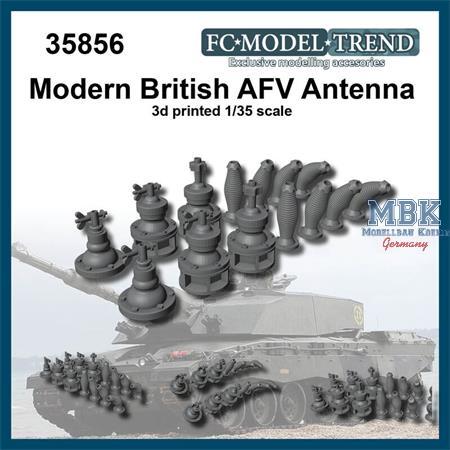 Italian AFV WWII antennas
