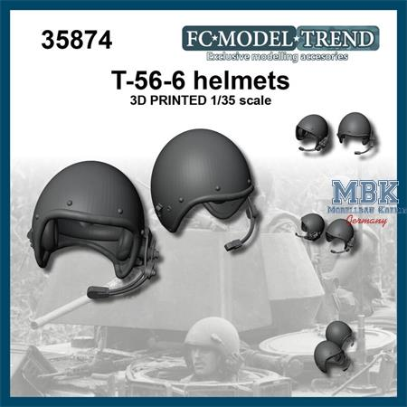US tank crew helmet T-56-6