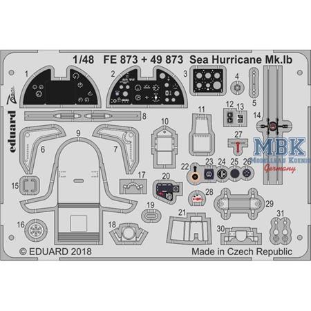 Sea Hurricane Mk. Ib 1/48