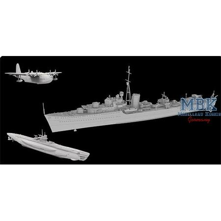 Battle of The Atlantic Anti-U-Boat warfare set