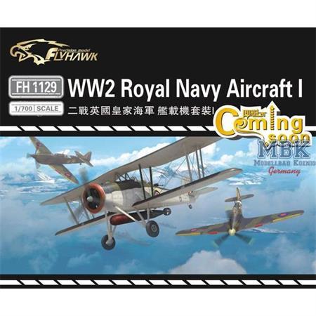 WW2 Royal Navy Aircraft I