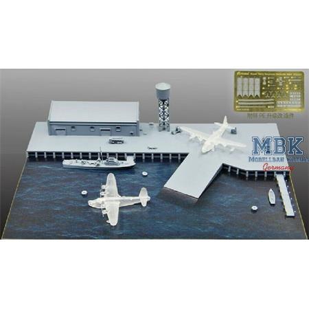 Royal Navy Seaplane Dockside Base