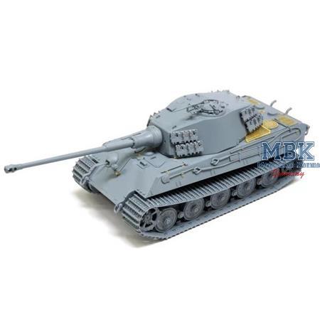 Sd.Kfz.182 King Tiger (Production Turret)