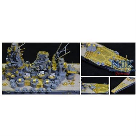 Yamato Deluxe Set for Fujimi 42135