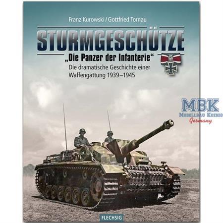 Sturmgeschütze - Die Panzer der Infanterie