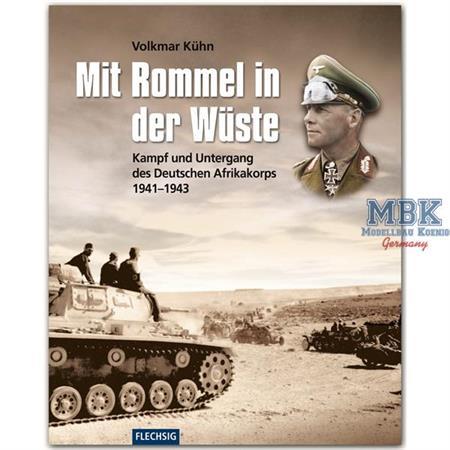 Mit Rommel in der Wüste   2. überarbeitete Auflage
