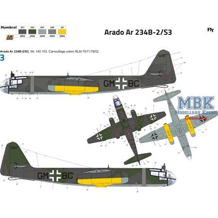 Arado Ar 234 B-2/S3