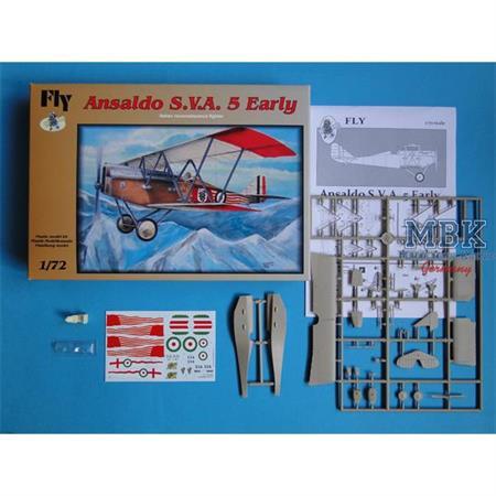 Ansaldo S.V.A. 5 Early