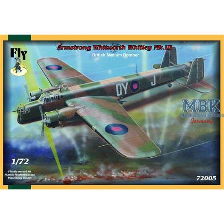 Armstrong Whitworth Whitley Mk.III