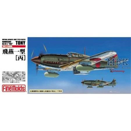 "IJA Kawasaki Type 3 Fighter Ki-61-1 Hei ""Tony"""