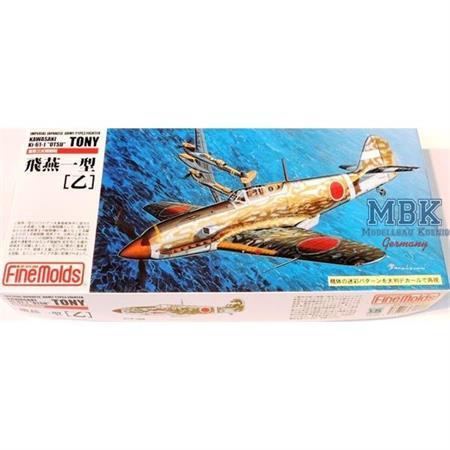 "IJA Kawasaki Type 3 Fighter Ki-61-1 Otsu ""Tony"""
