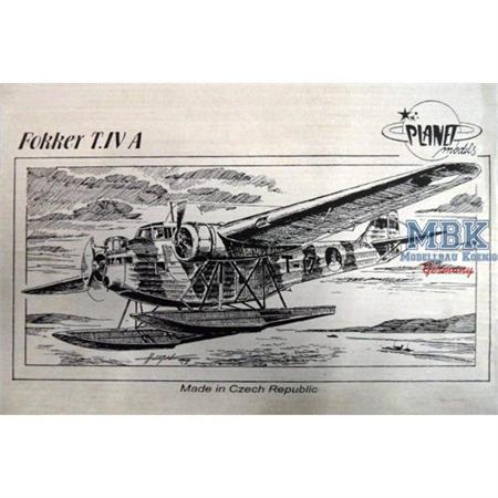 Fokker T.IV A