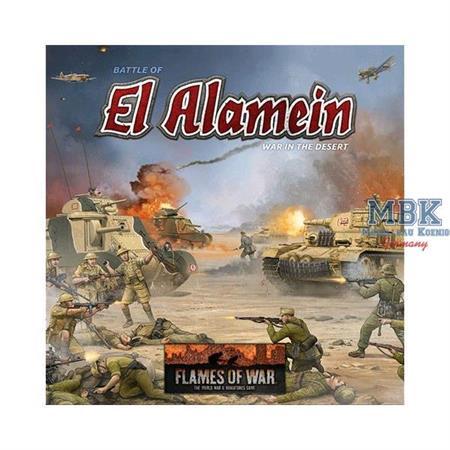 Flames Of War: Battle of El Alamein