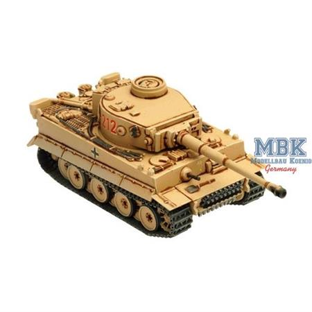 Flames Of War: Tiger Heavy Tank Platoon