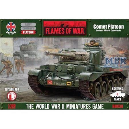 Flames Of War: Comet Platoon