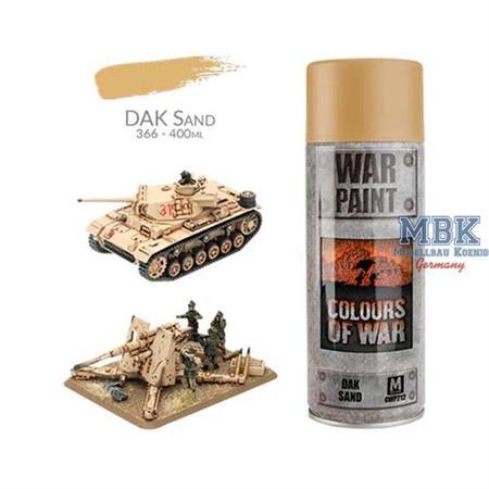 Afrika Korps Spray Can