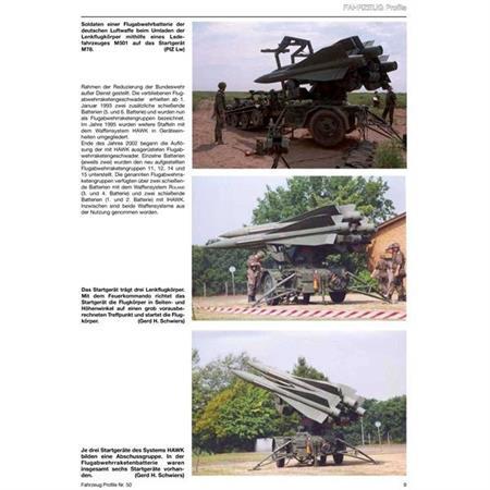 Fahrzeug Profile 50 - Flugabwehr der Luftwaffe