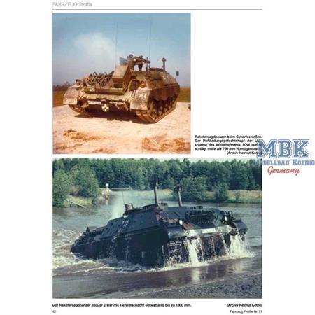 Fahrzeug Profile 71 - Panzerjägerkompanie 130
