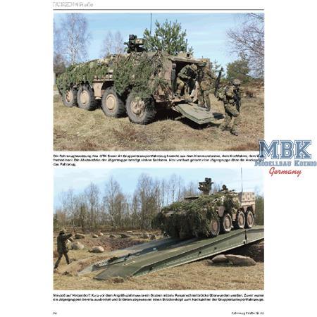 "Fahrzeug Profile 83 - Rapid Lion"" D/F Gef.Verb.292"