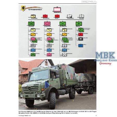 Fahrzeug Profile 85 - Die 10.Pz.Div. im Heer2011