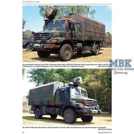 Fahrzeug Profile 89 - geschütze Trsp & Sonderfhz.
